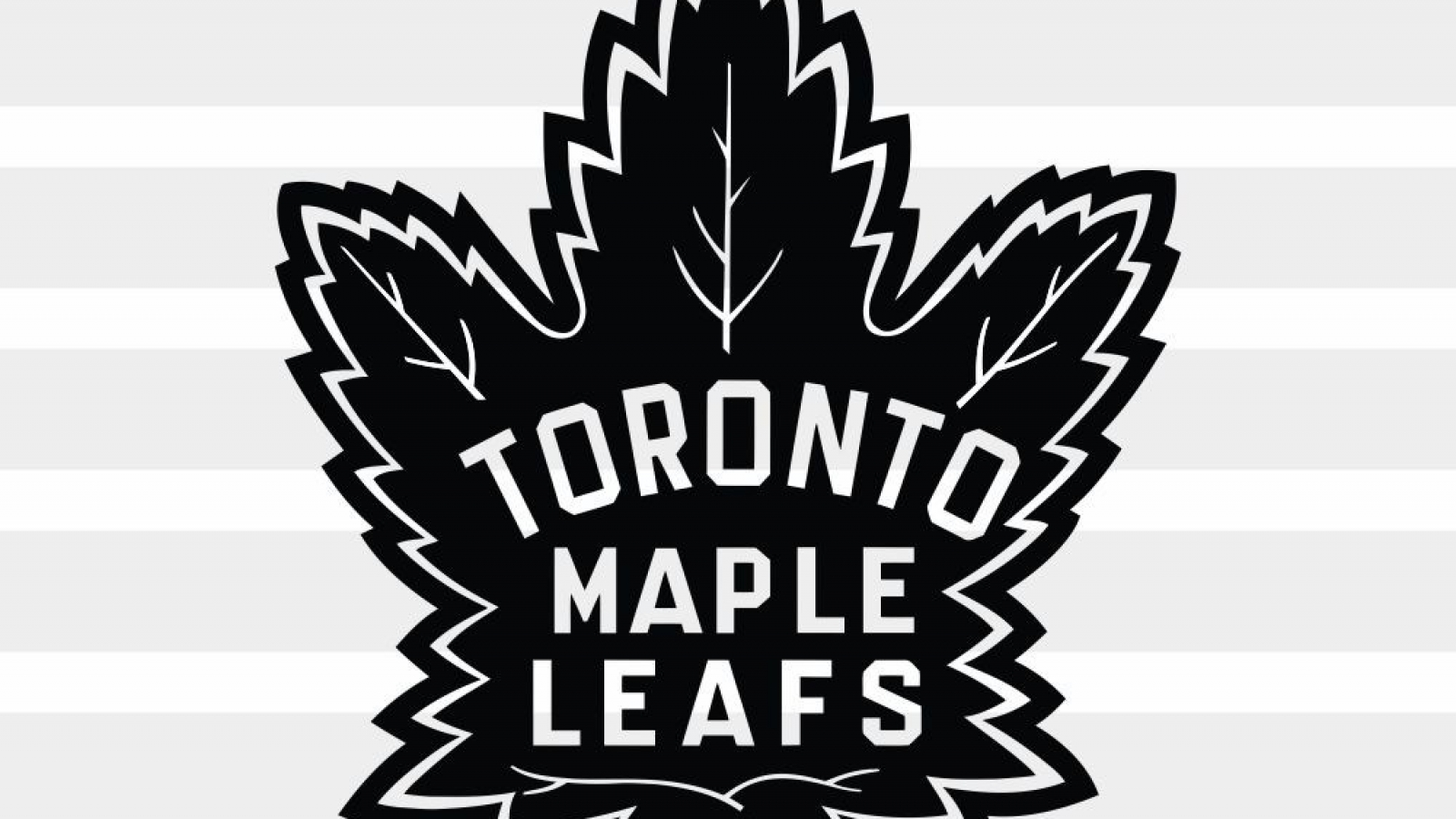 toronto maple leafs logo svg cut file