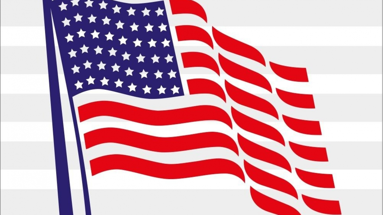 free american flag svg public domain