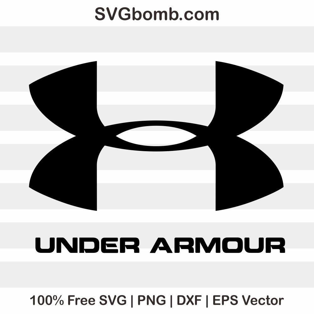 under armor monorgam svg