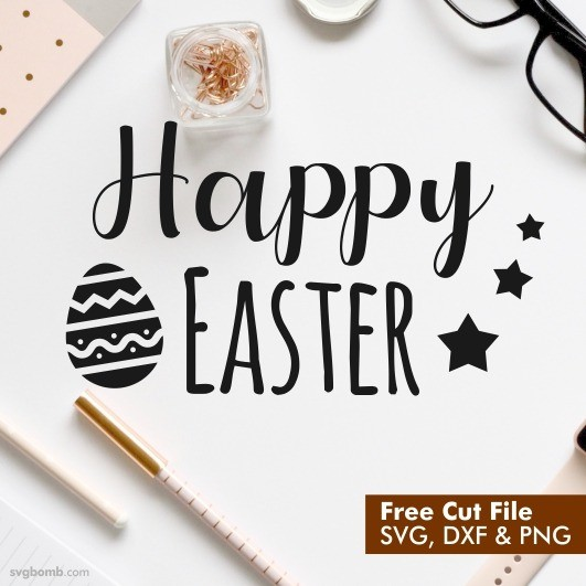happy easter 2019 svg png