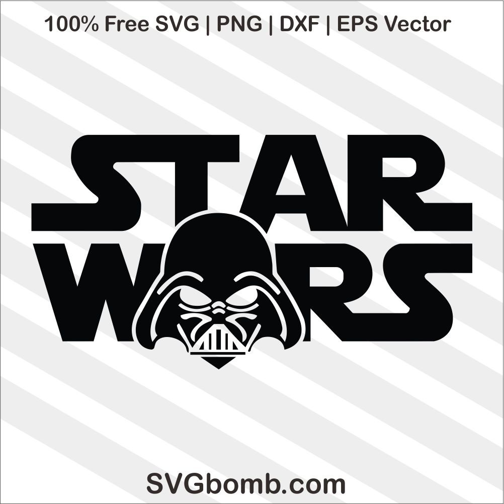 star wars characters svg files