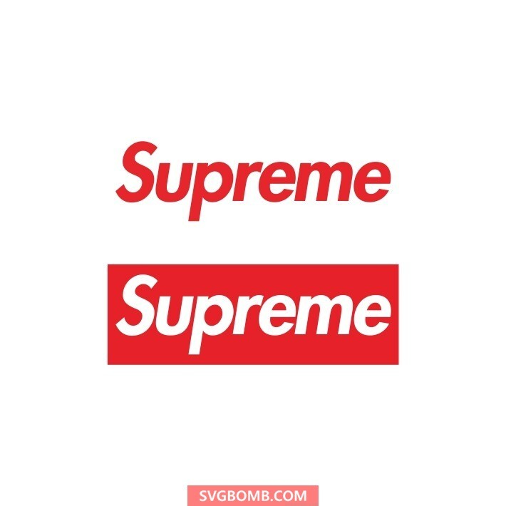 svg logo supreme download